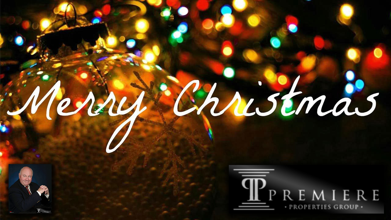 merry christmas from premiere properties group