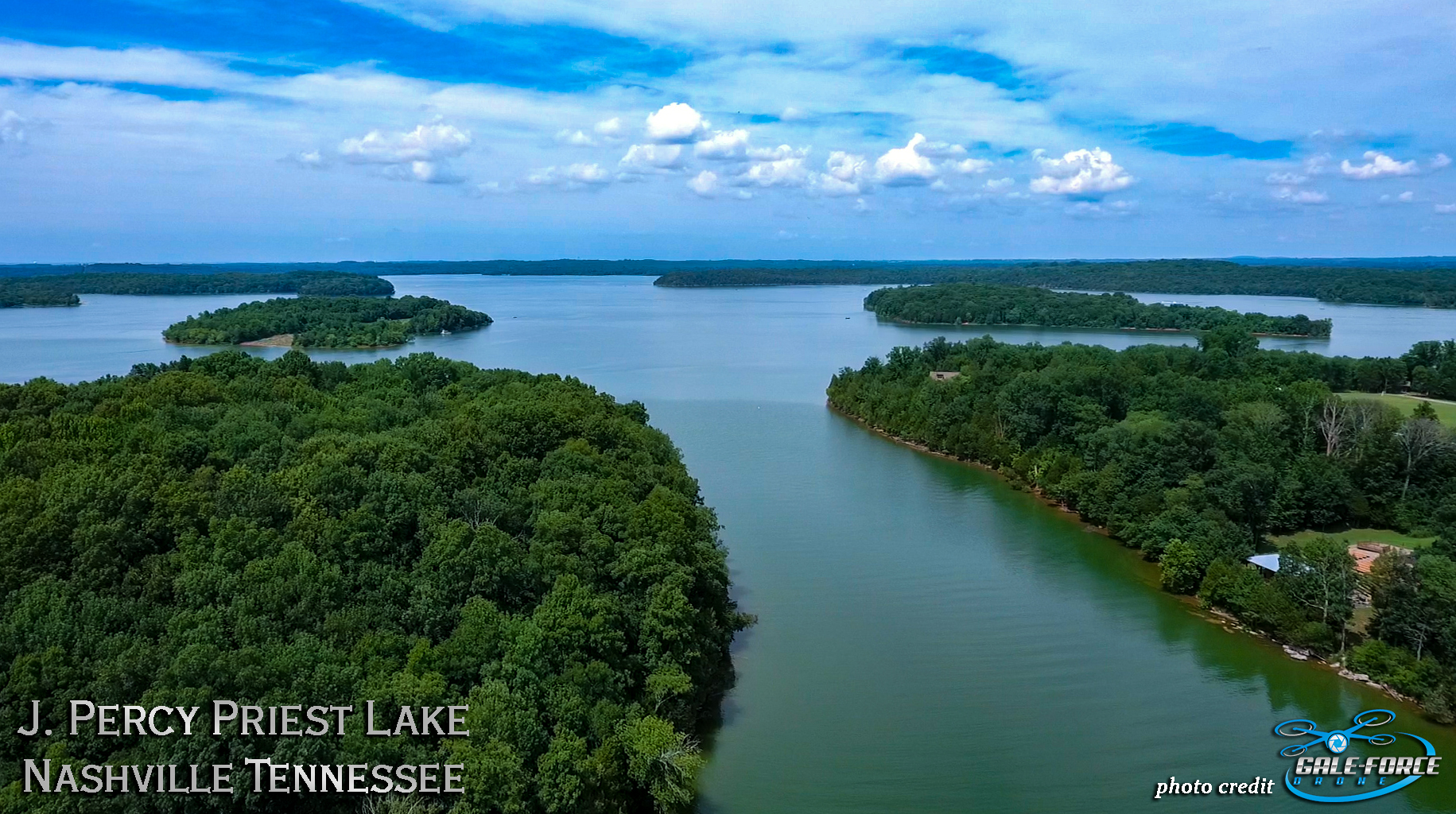galeforcedrone.com j. percy priest lake nashville tennessee