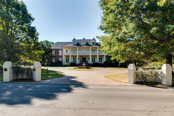 luxury home lebanon tennessee