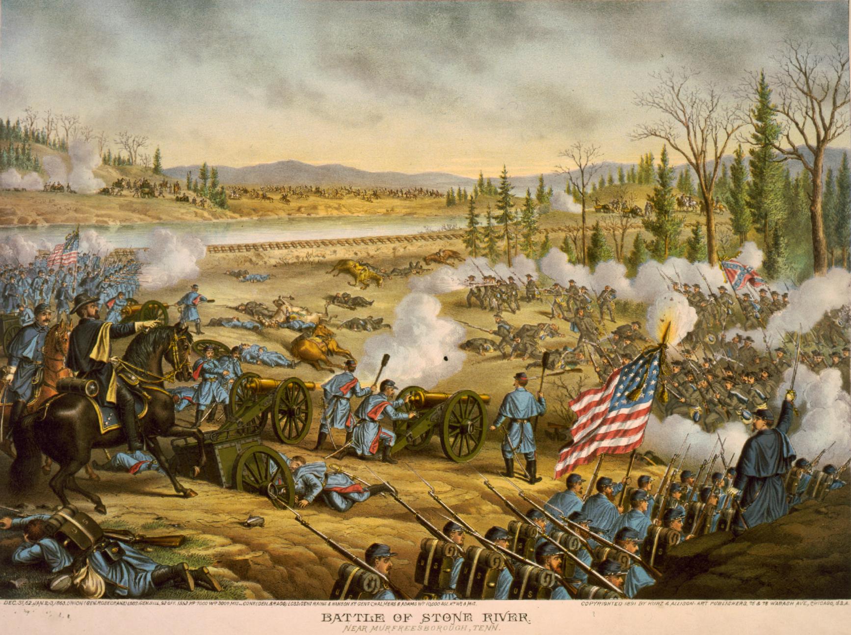 nashville tennessee civil war history