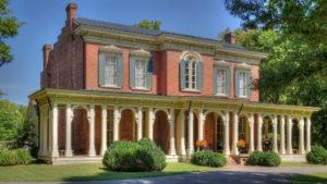 oaklands mansion murfreesboro tennessee