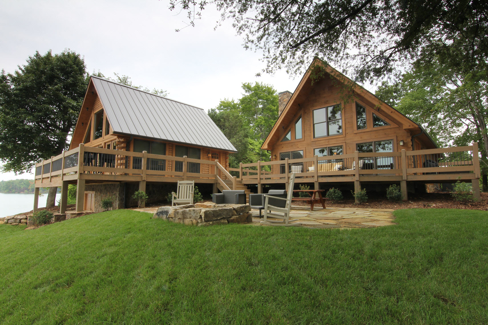 cabin homes nashville tennessee