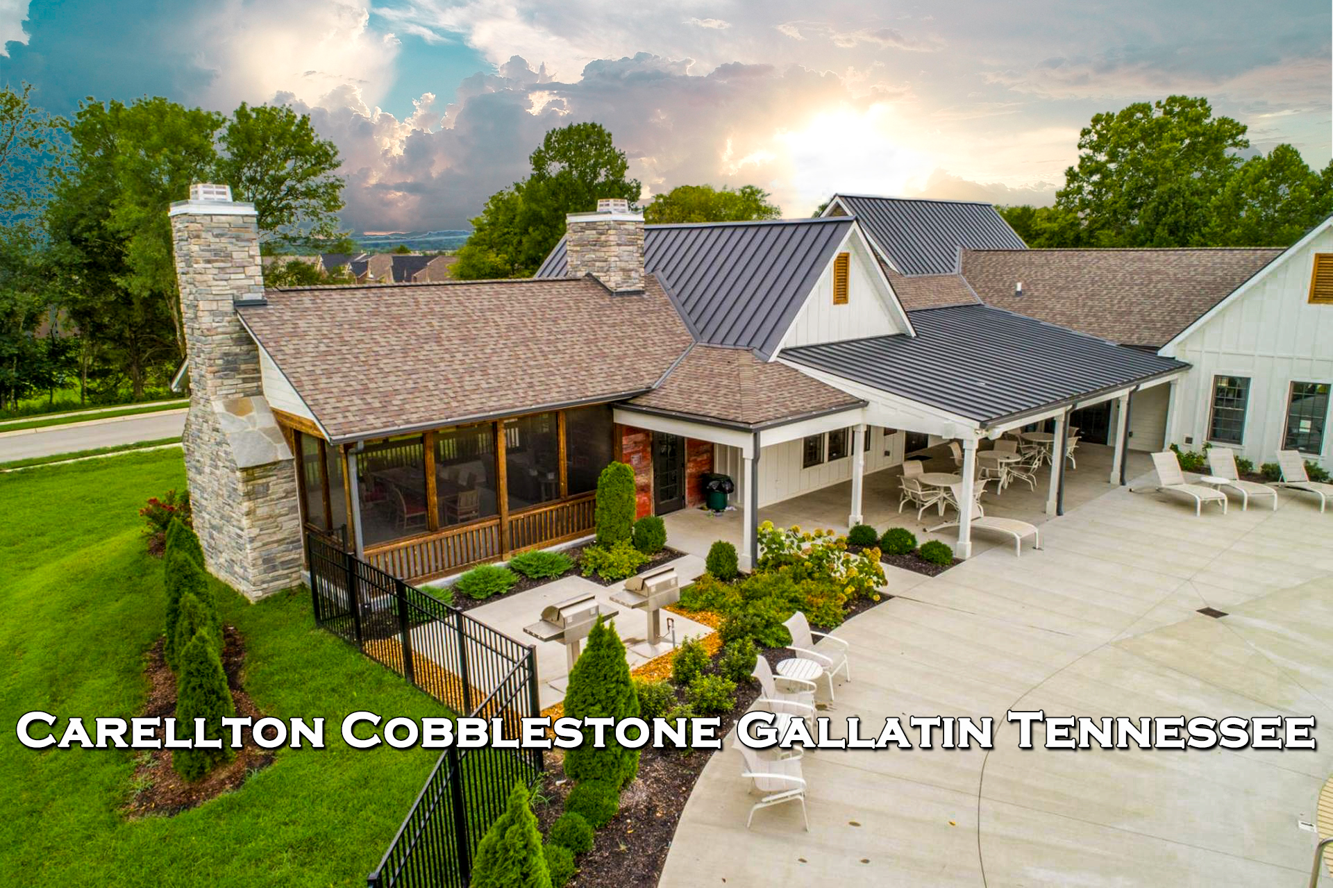 Carellton Cobblestone Gallatin Tennessee