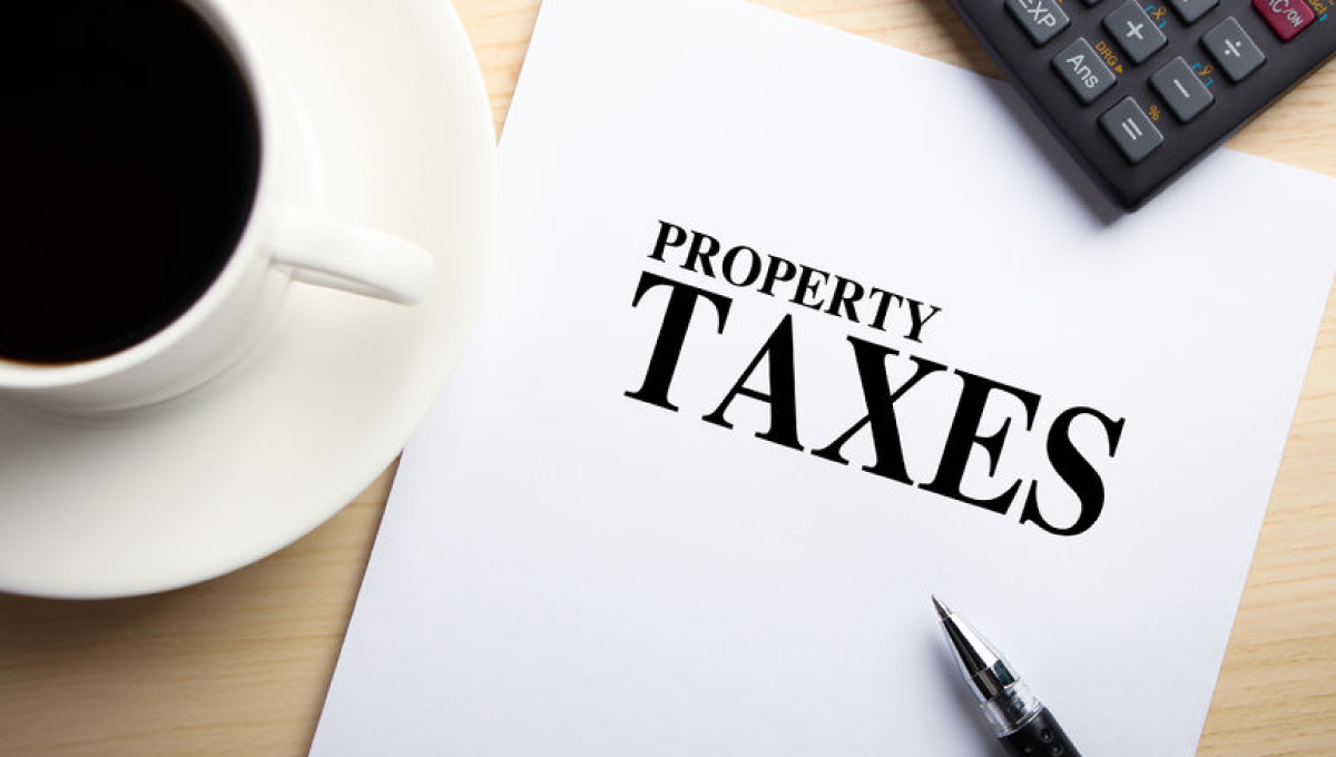 low property taxes in tennessee