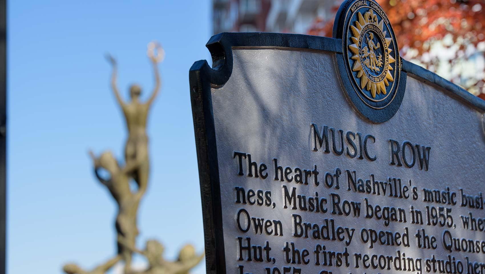 music row nashville tennessee