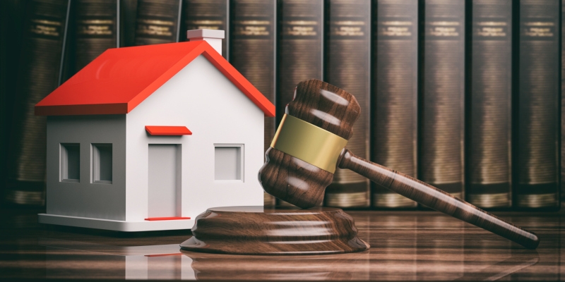 foreclosure county court auction