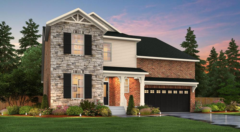 donelson downs new homes