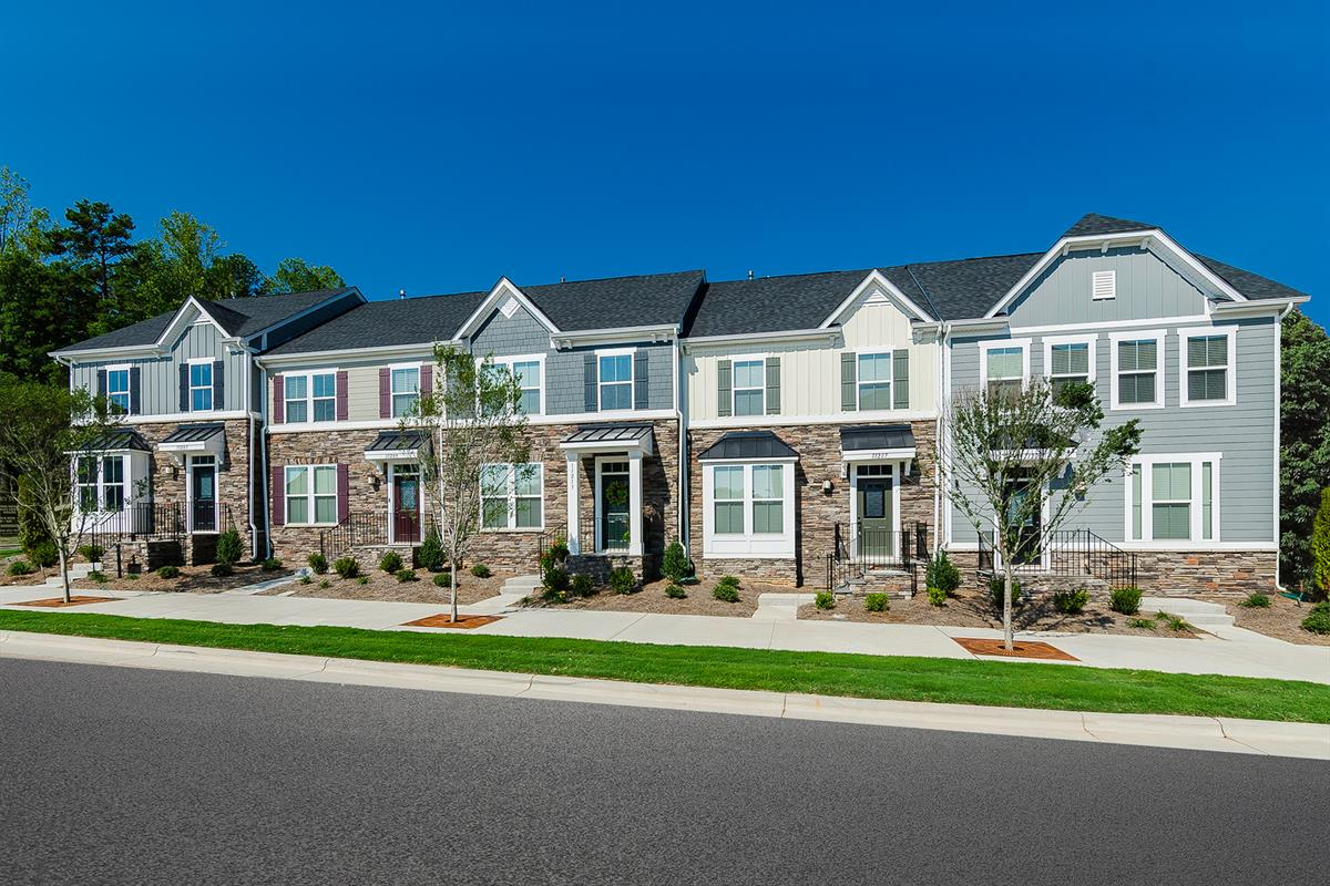 Parkview Preserve Townhomes In Mount Juliet Tennessee