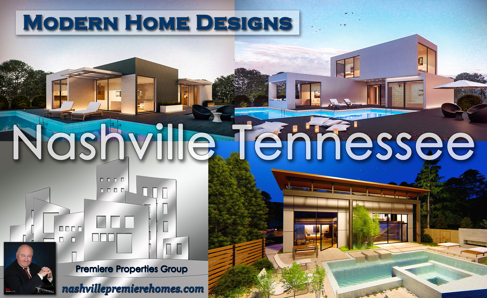 modern home design nashville tennessee