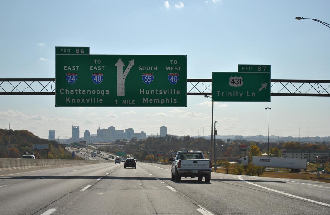 How Far Is Spring Hill Tn From Nashville Tn