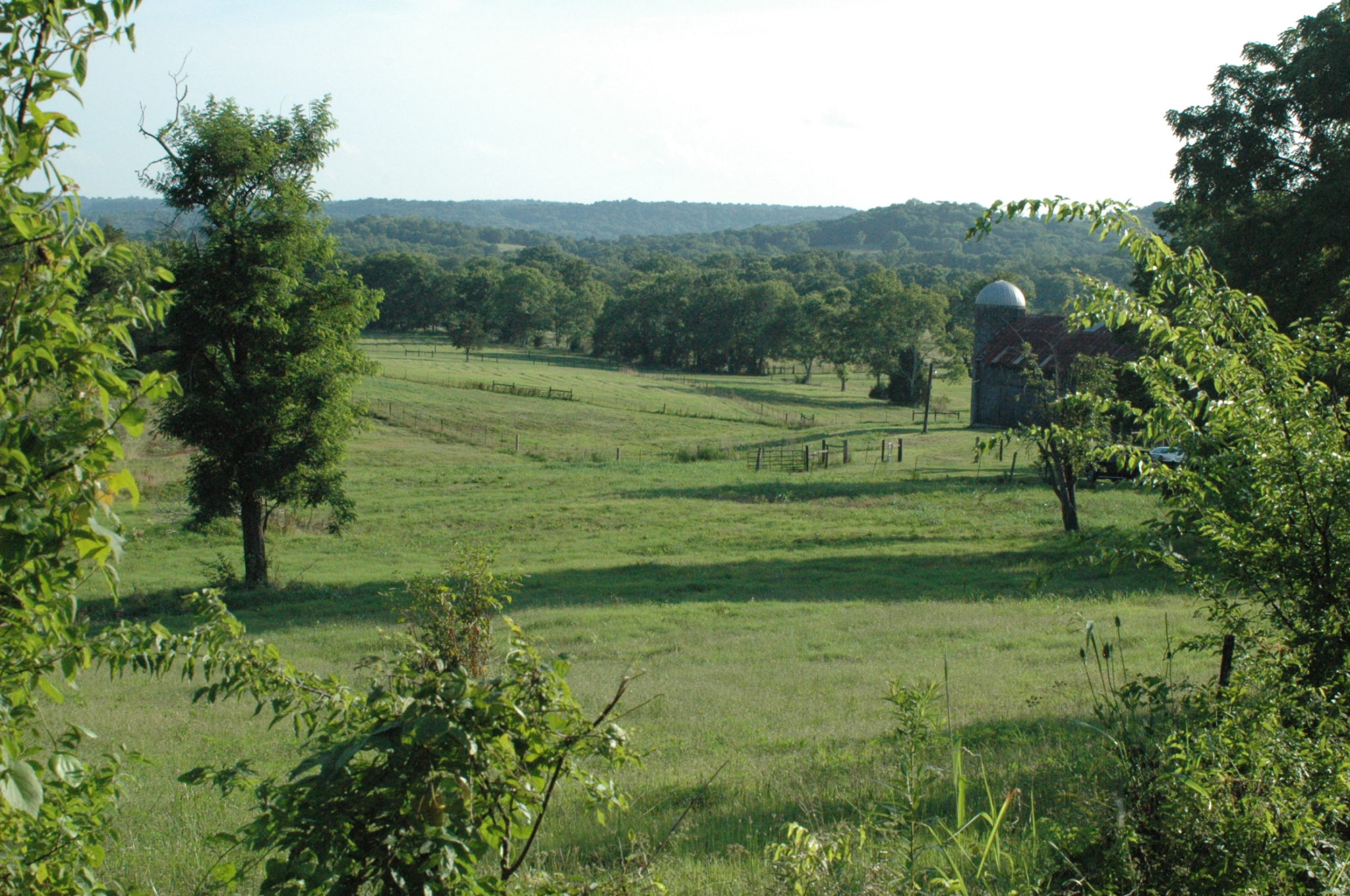 middle tennessee hills