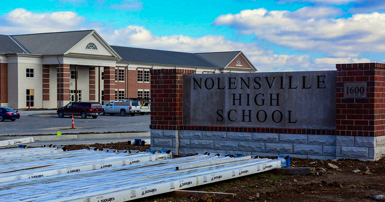 new high school in nolensville tennessee