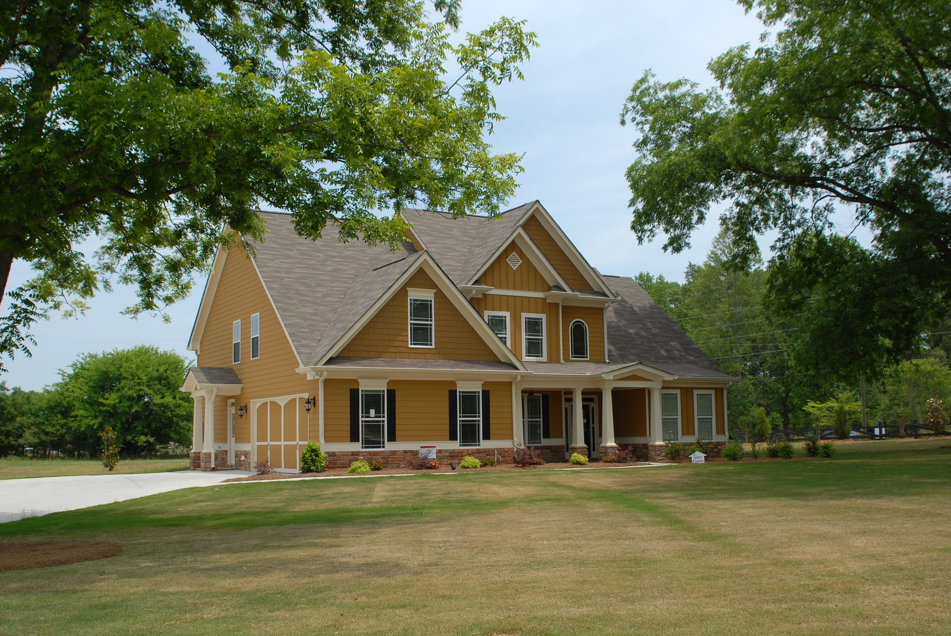 new country house for sale