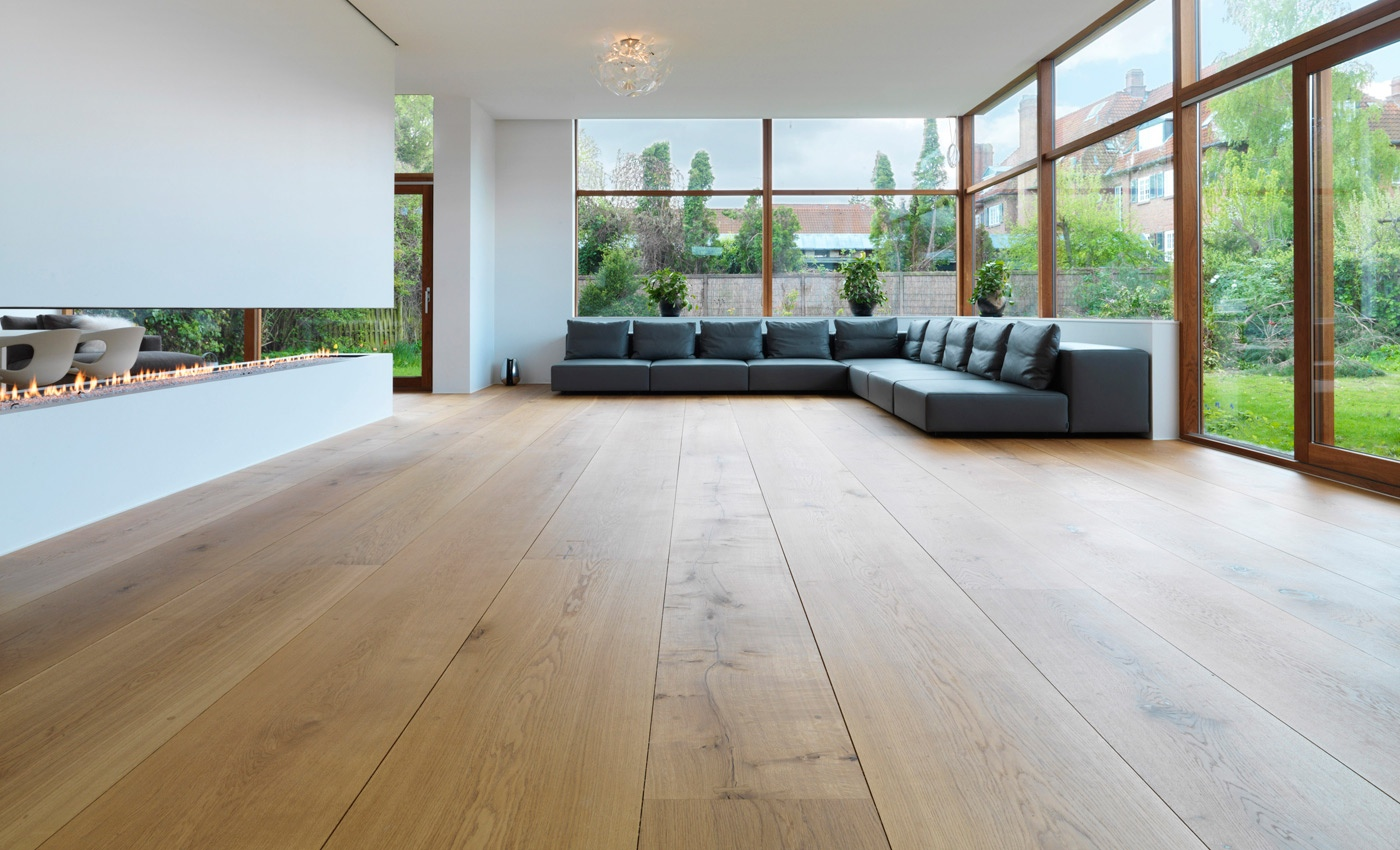 homes for sale with wood flooring