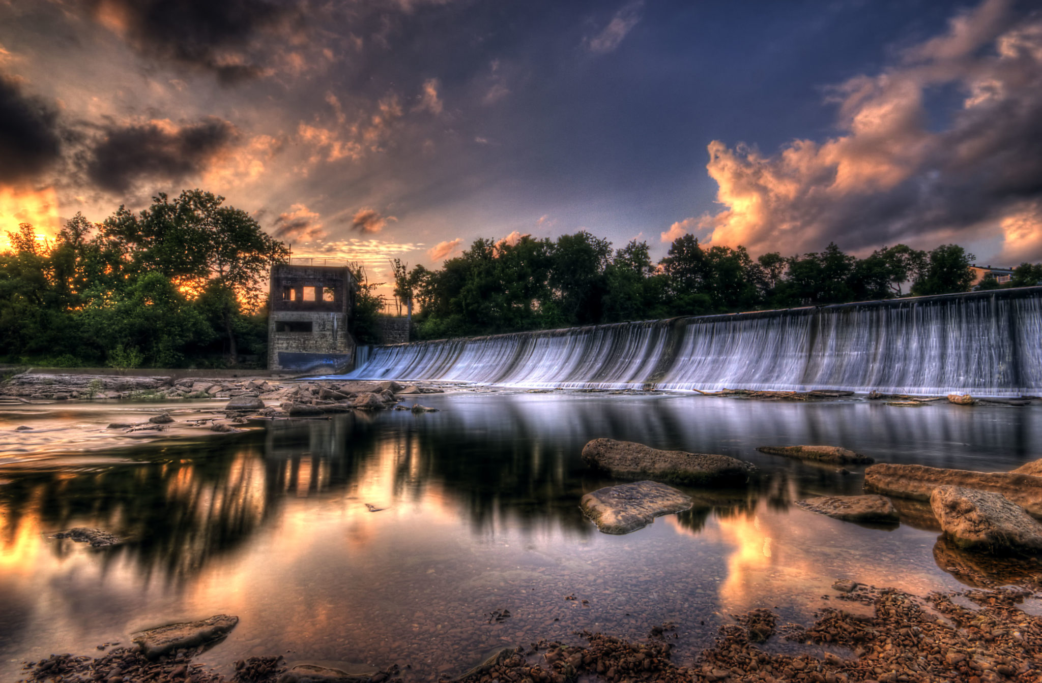 walterhill tennessee dam homes for sale
