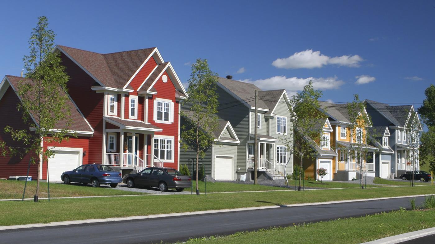 suburban community and lifestyles