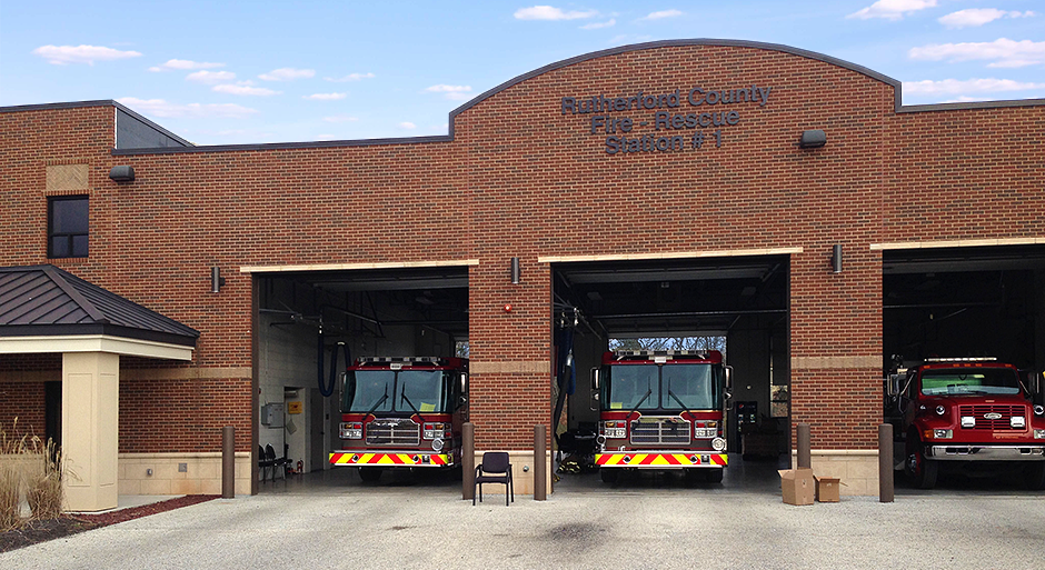 Rutherford County Fire Department