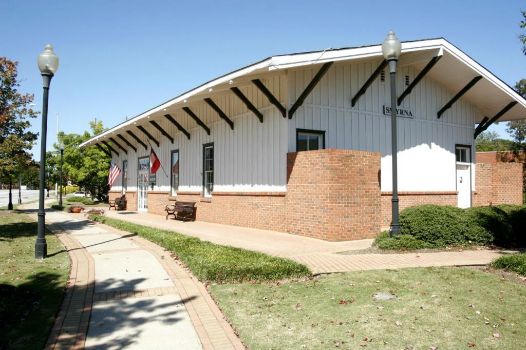 Smyrna History Museum & Train Depot