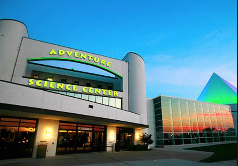 Adventure Science Center In Nashville Tn