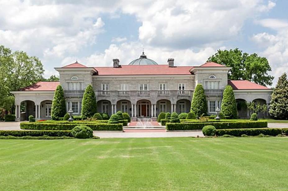 Swanson Mansion Murfreesboro Tn