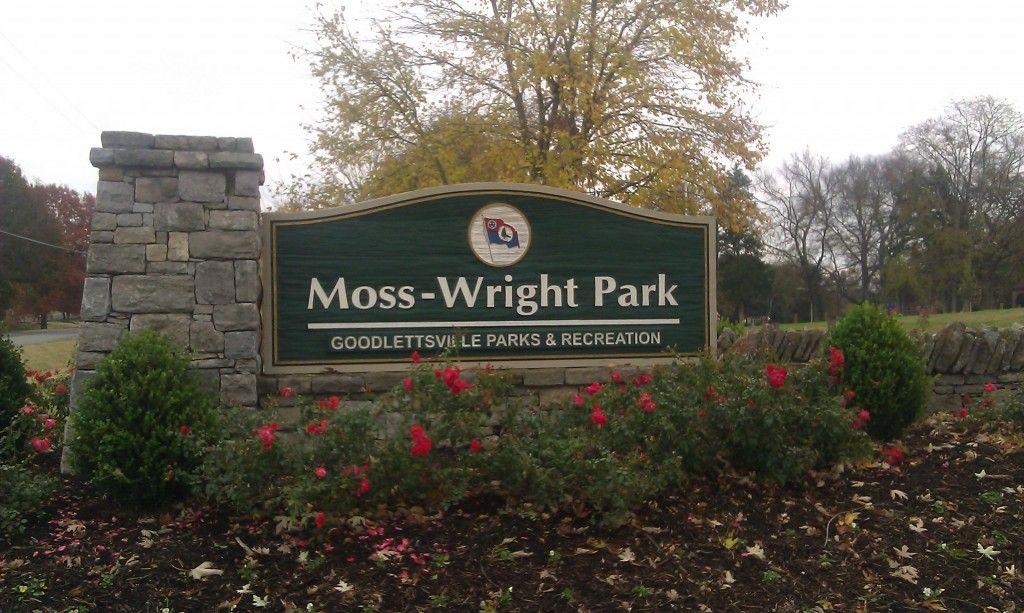 Moss-Wright Park In Goodlettsville Tn