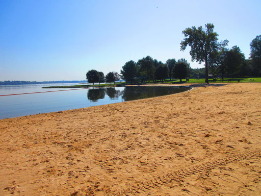 Old Hickory Beach In Davidson County Tn
