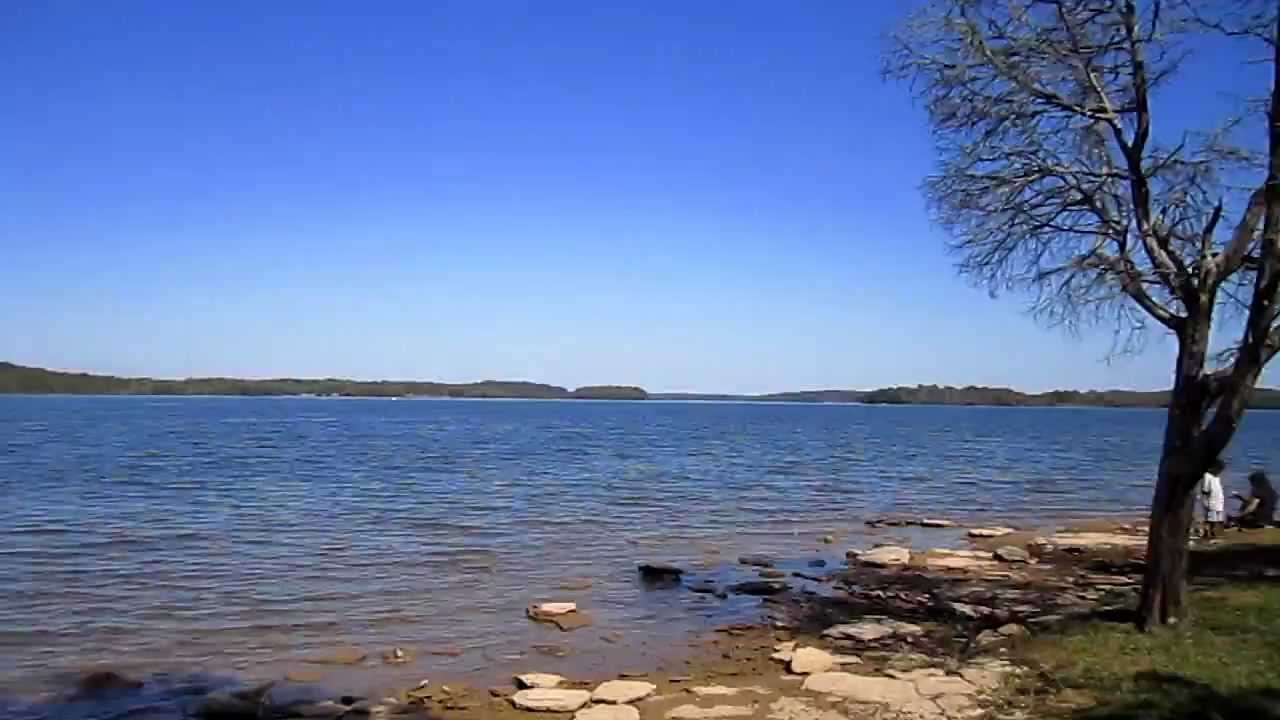 Smiths Springs Park On Percy Priest Lake