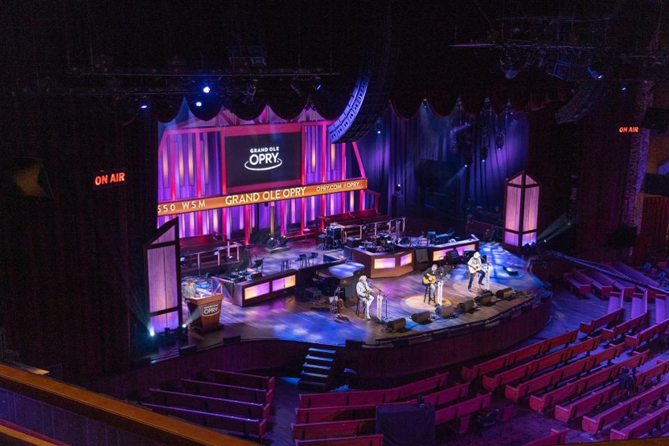 Grand Ole Opry Nashville Tn