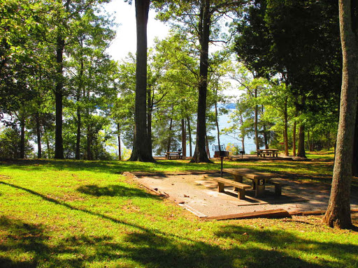 lakeside recreation areas nashville tennessee