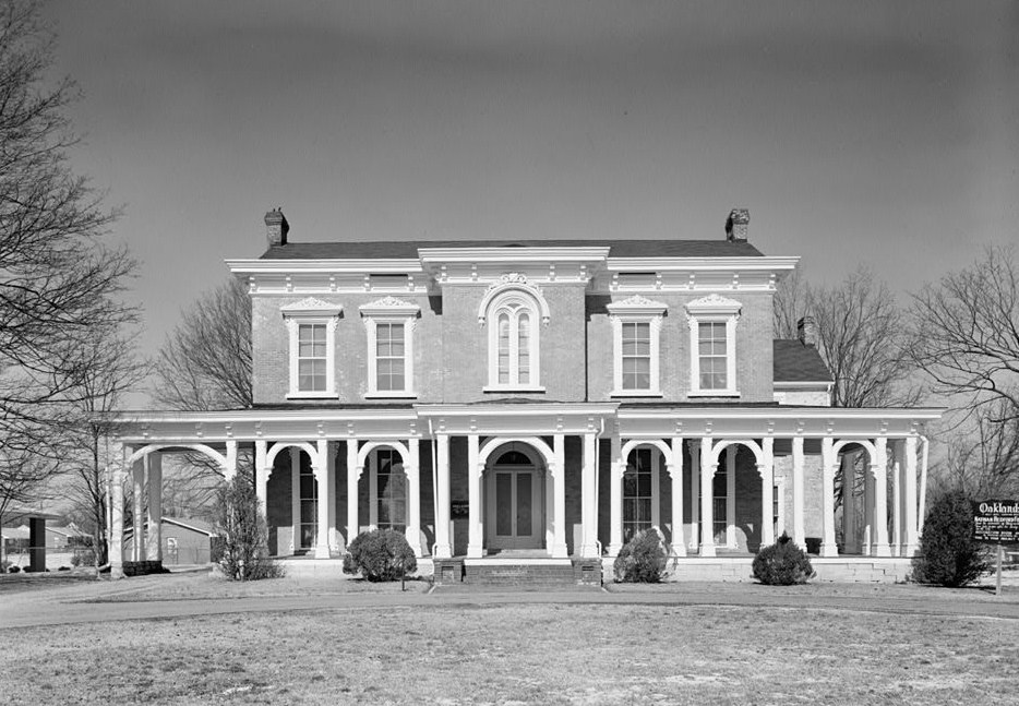 Oaklands Mansion In Murfreesboro Tn
