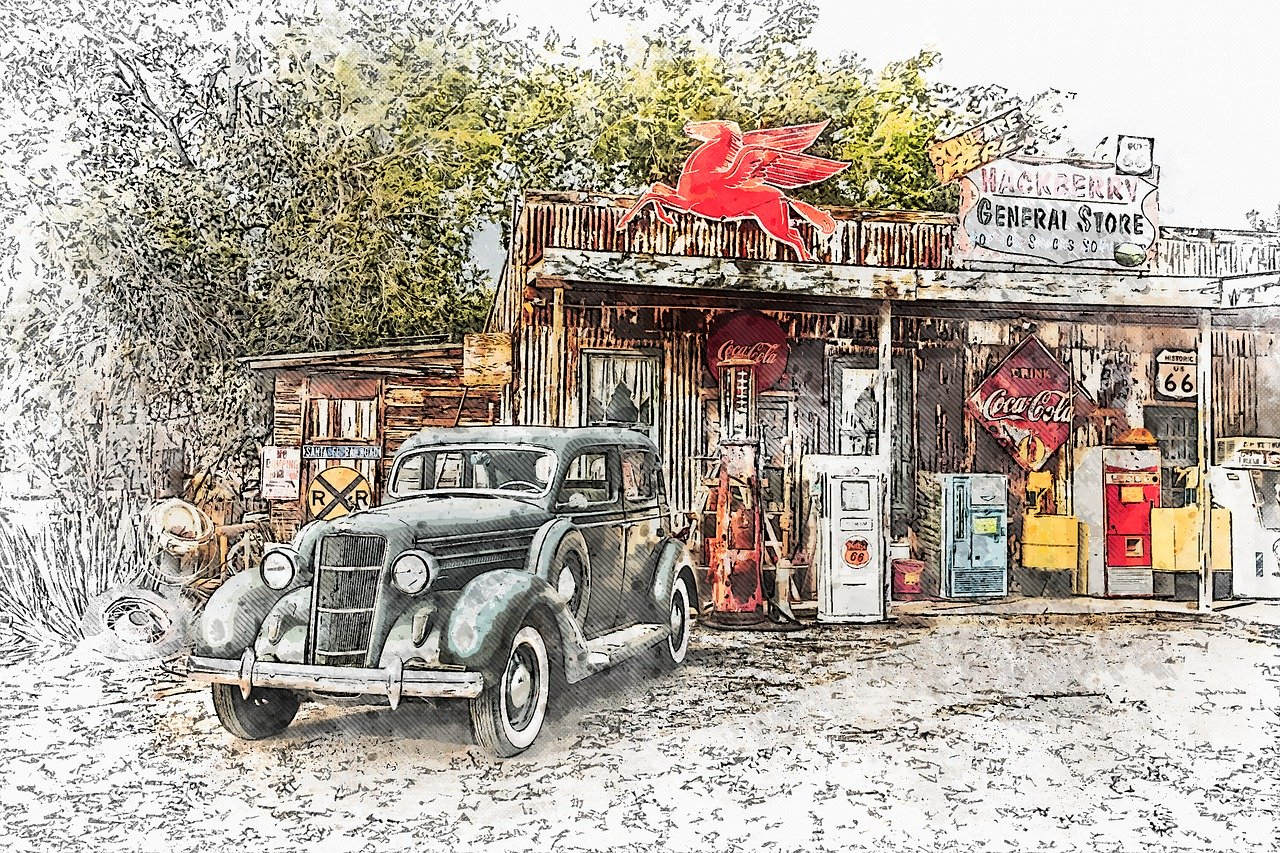 Antique Shops In Thompson's Station