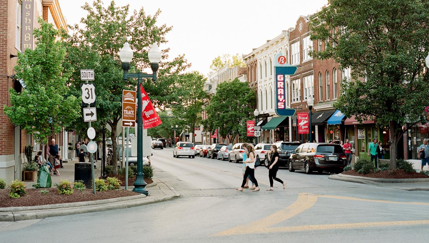 Franklin Tn Historic District
