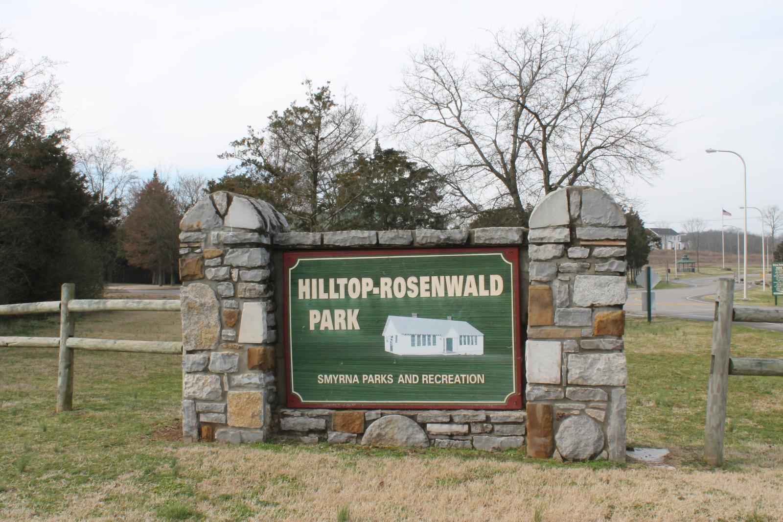 Hilltop Rosenwald Park In Smyrna Tn