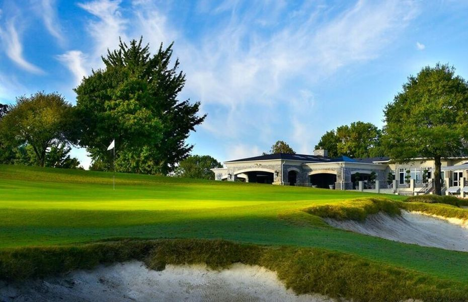Hillwood Country Club In Nashville