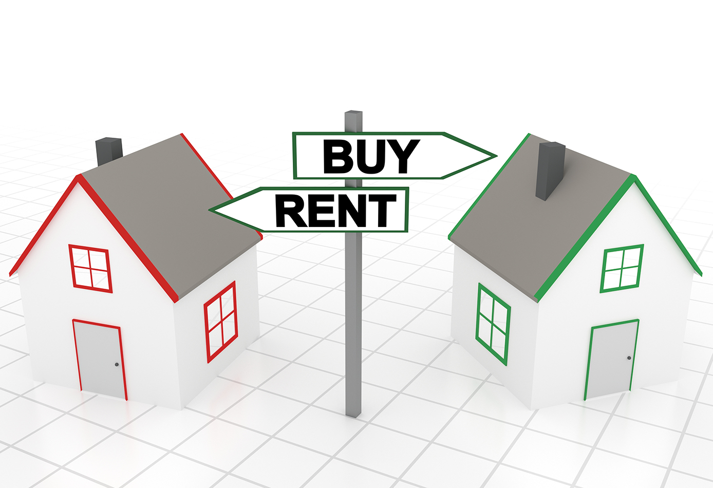 When Does Renting Your Home Make Sense?