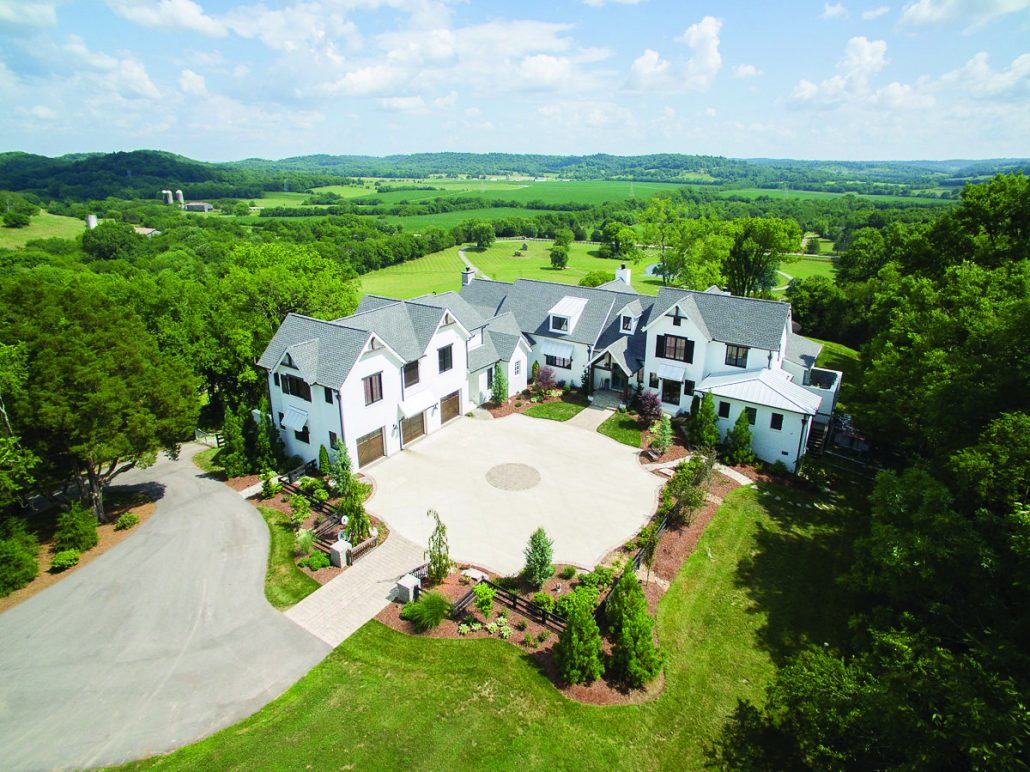 West Harpeth Homes In Williamson County Tn