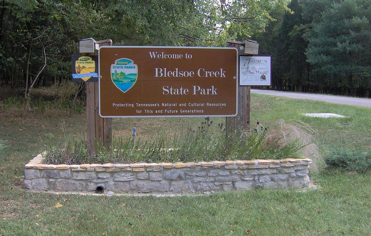 Bledsoe Creek State Park In Sumner County Tn