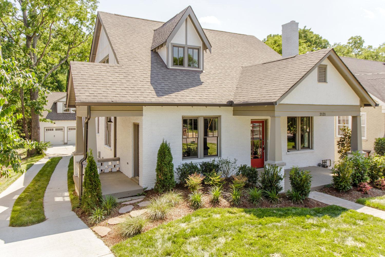 Hillsboro West End Homes In Nashville Tn