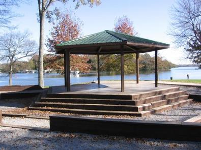 Rockland Recreation Area In Hendersonville Tennessee