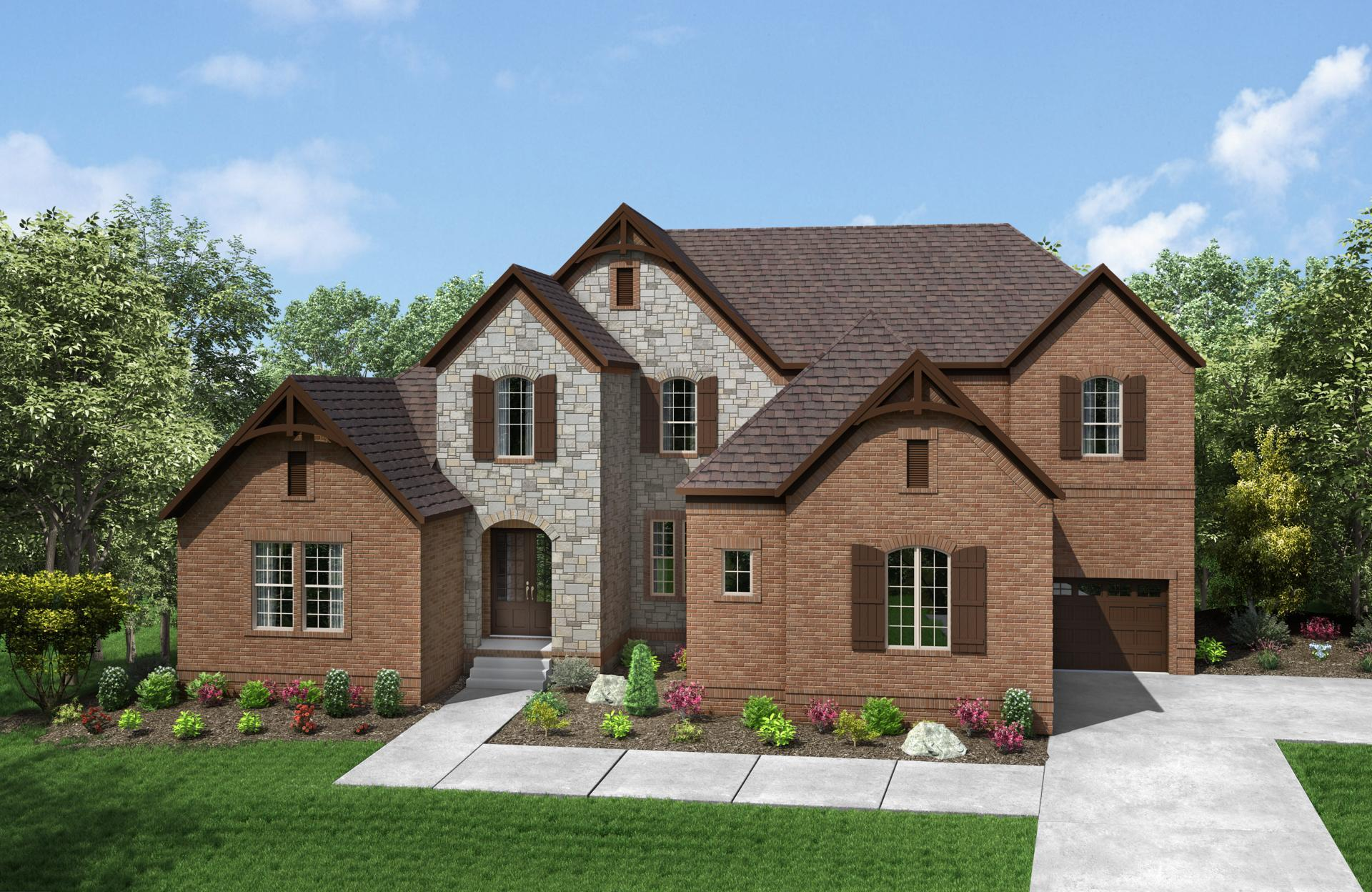 New Homes With Dynamic Integration In Franklin Tn