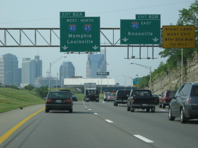 Nashville Commute From Rutherford County Tn
